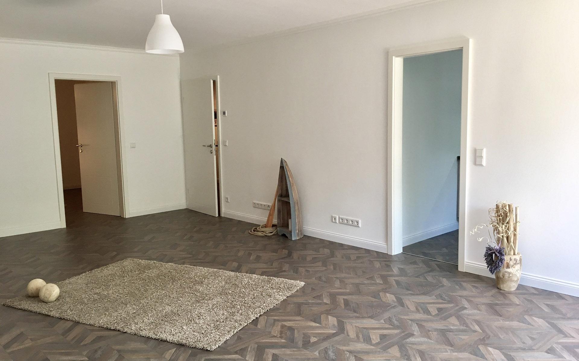 Wohnung in Düsseldorf Unterbach   b21 design  Brigitte Fortströer ...